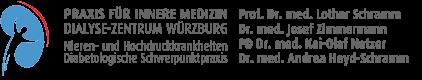 Dialyse Zentrum Würzburg Logo